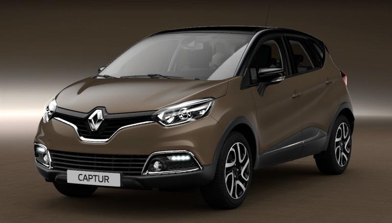 gebraucht Renault Captur Elysee ENERGY dCi 110