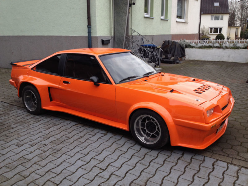gebraucht b opel manta 1983 km in b nen autouncle. Black Bedroom Furniture Sets. Home Design Ideas