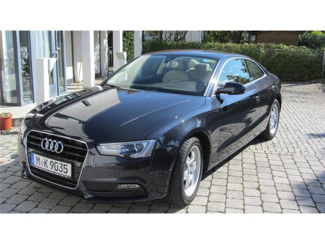 verkauft audi a5 coupe 2 0 tdi dpf gebraucht 2012. Black Bedroom Furniture Sets. Home Design Ideas