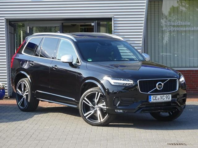 verkauft volvo xc90 t6 r design 7 sitz gebraucht 2016 km in celle gr hehlen. Black Bedroom Furniture Sets. Home Design Ideas