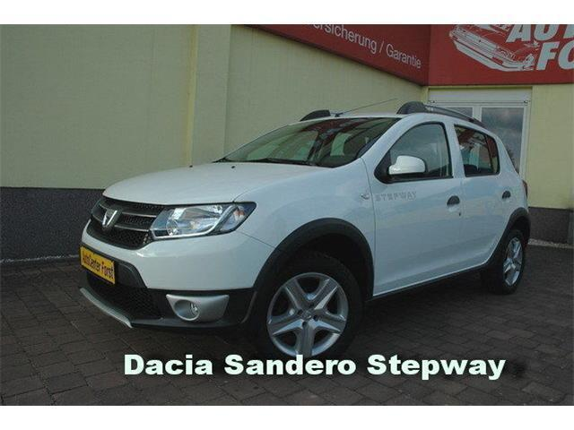 verkauft dacia sandero stepway tce 90 gebraucht 2014 km in forst lausitz. Black Bedroom Furniture Sets. Home Design Ideas