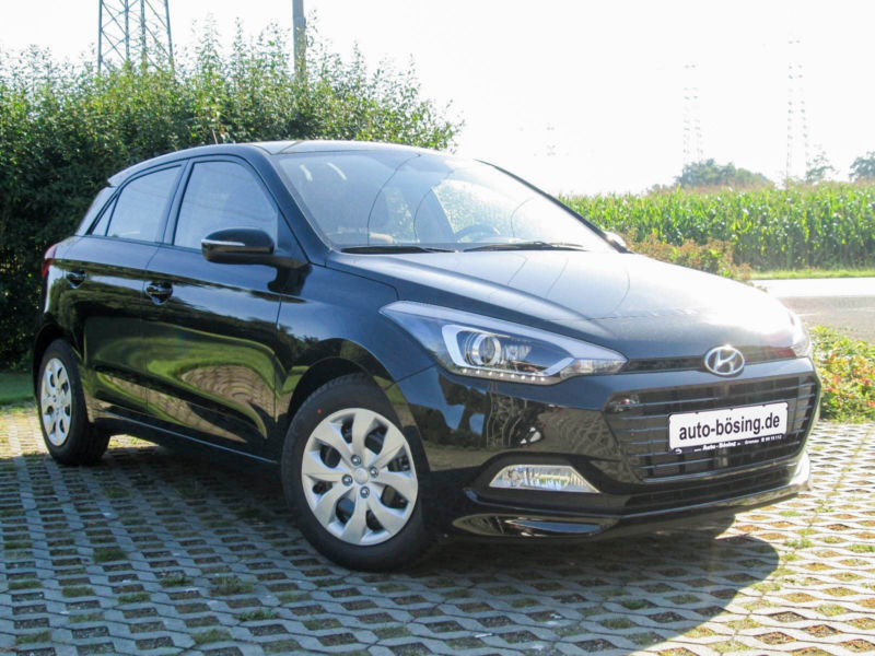 verkauft hyundai i20 blue 1 0 t gdi na gebraucht 2016 10 km in gronau. Black Bedroom Furniture Sets. Home Design Ideas