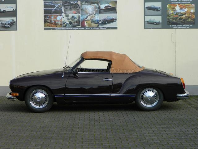 verkauft vw karmann ghia ghia cabrio gebraucht 1973 km in n rnberg. Black Bedroom Furniture Sets. Home Design Ideas