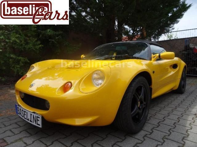 verkauft lotus elise 111 s1 postauto gebraucht 1997. Black Bedroom Furniture Sets. Home Design Ideas