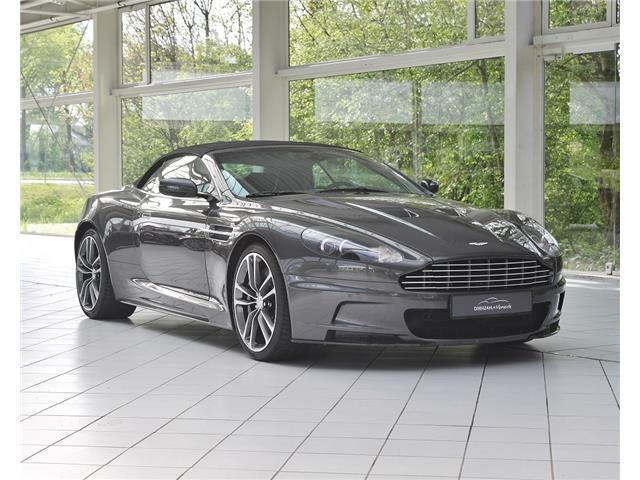 verkauft aston martin dbs cabrio touch gebraucht 2009. Black Bedroom Furniture Sets. Home Design Ideas