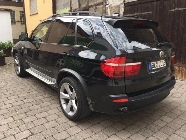 verkauft bmw x5 facelift gebraucht 2007 km in balingen. Black Bedroom Furniture Sets. Home Design Ideas