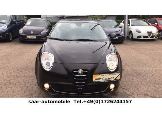verkauft alfa romeo mito 1 6 jtdm klim gebraucht 2009 km in saarbr cken klar. Black Bedroom Furniture Sets. Home Design Ideas