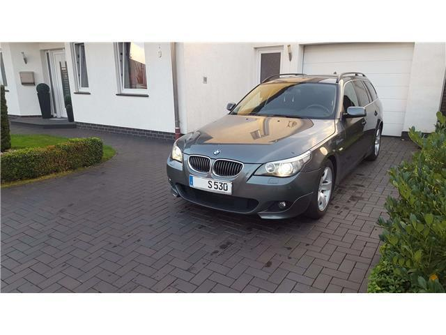 verkauft bmw 530 5er touring aut gebraucht 2007 km in cloppenburg. Black Bedroom Furniture Sets. Home Design Ideas