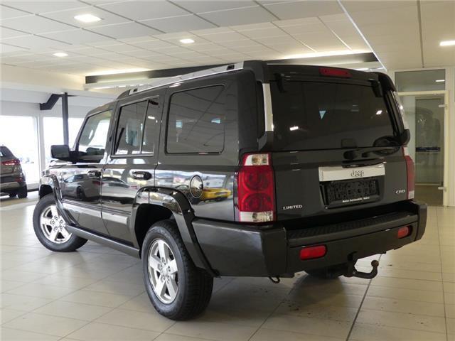 verkauft jeep commander 3 0 crd dpf au gebraucht 2007 km in bebra. Black Bedroom Furniture Sets. Home Design Ideas