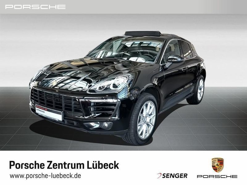 642 gebrauchte porsche macan s porsche macan s. Black Bedroom Furniture Sets. Home Design Ideas