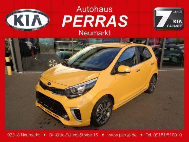 ▷ kia picanto 1.0 benzin 101 ps (2017) | berg/sindlbach | autouncle