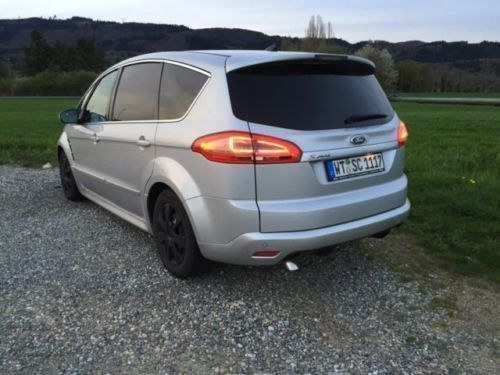 verkauft ford s max gebraucht 2010 km in laufenburg baden. Black Bedroom Furniture Sets. Home Design Ideas