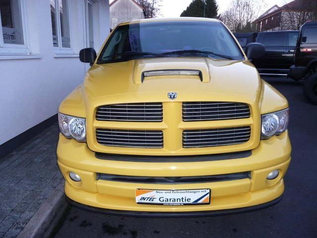 verkauft dodge ram 1500 rumble bee 5 7 gebraucht 2004 km in poppenhausen. Black Bedroom Furniture Sets. Home Design Ideas