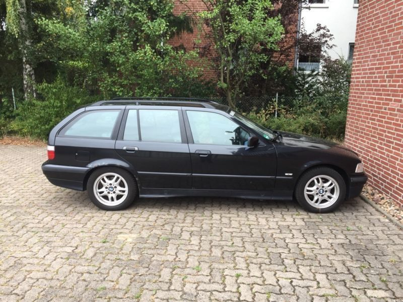 verkauft bmw 320 i touring gebraucht 1998 km in laatzen. Black Bedroom Furniture Sets. Home Design Ideas
