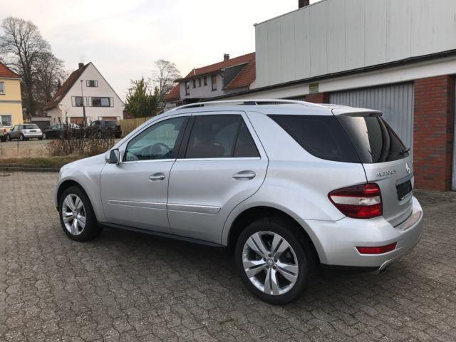 verkauft mercedes ml350 ml 320 350 gebraucht 2009 km in varel. Black Bedroom Furniture Sets. Home Design Ideas