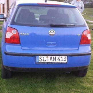 verkauft vw polo 9n 1 4 16v automatik gebraucht 2003 km in flensburg. Black Bedroom Furniture Sets. Home Design Ideas