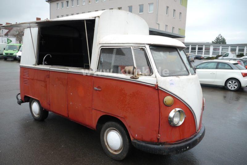 verkauft vw t1 verkausfwagen gebraucht 1971 km in bielefeld. Black Bedroom Furniture Sets. Home Design Ideas