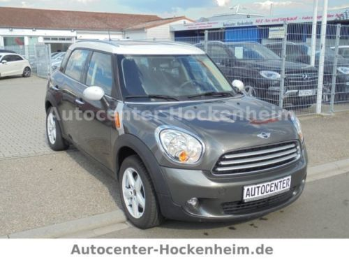 verkauft mini countryman cooper automa gebraucht 2011. Black Bedroom Furniture Sets. Home Design Ideas