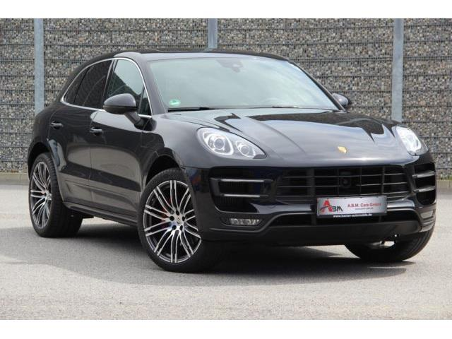 verkauft porsche macan turbo panorama gebraucht 2014 km in m nchen. Black Bedroom Furniture Sets. Home Design Ideas