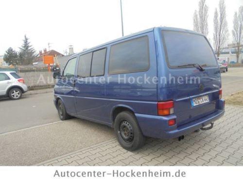 verkauft vw t4 bus multivan standheizu gebraucht 1998. Black Bedroom Furniture Sets. Home Design Ideas