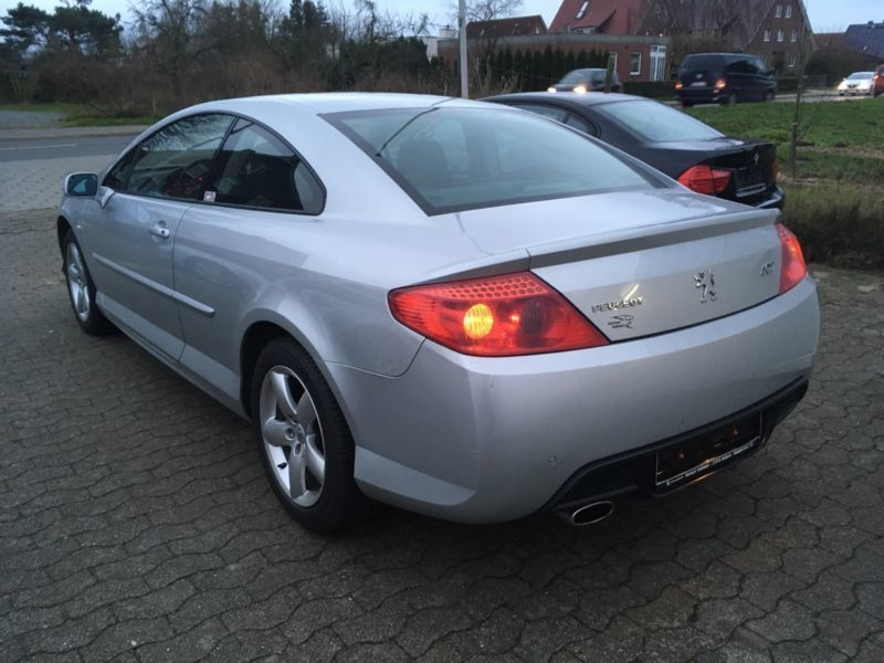 verkauft peugeot 407 coupe 165 sport w gebraucht 2006 km in hamburg. Black Bedroom Furniture Sets. Home Design Ideas
