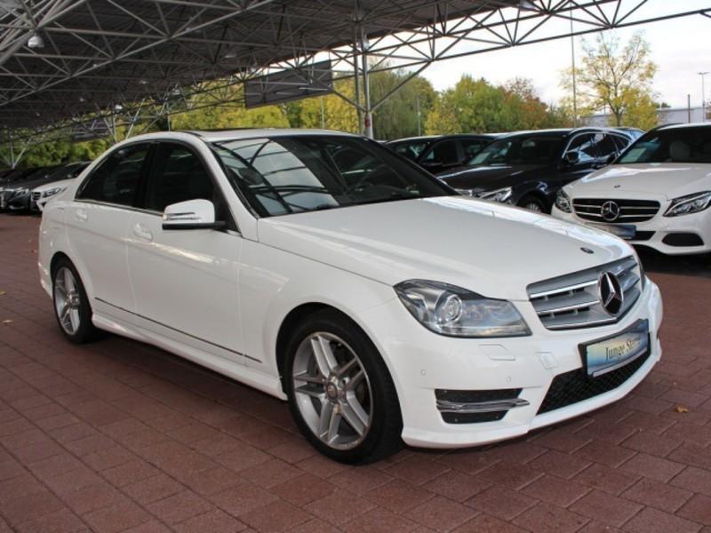 Mercedes C  Limousine Gebraucht