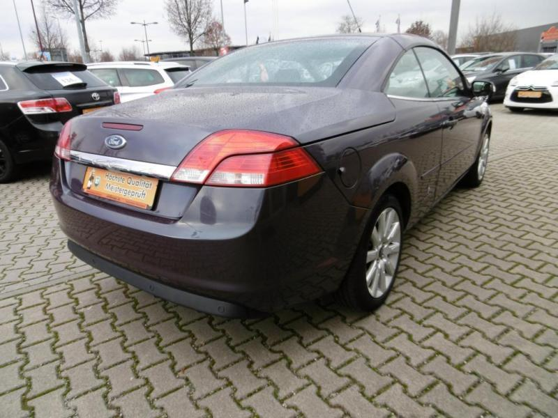 gebraucht titanium ford focus cabriolet 2007 km in neuss. Black Bedroom Furniture Sets. Home Design Ideas
