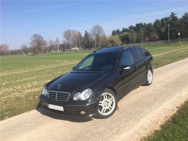 verkauft mercedes c30 amg amg t cdi le gebraucht 2003 km in euskirchen. Black Bedroom Furniture Sets. Home Design Ideas