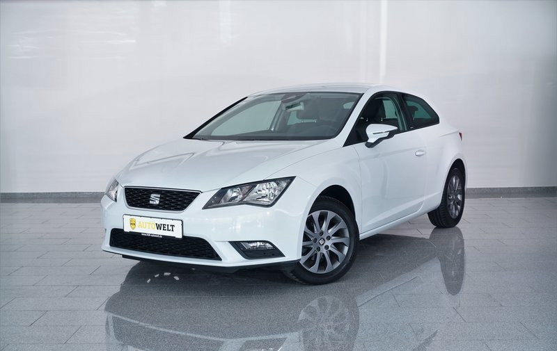 verkauft seat leon sc 1 2 tsi gebraucht 2014 km in niedereschach. Black Bedroom Furniture Sets. Home Design Ideas