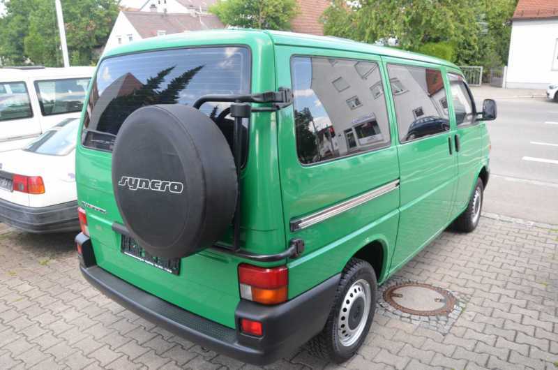 verkauft vw t4 vwbulli mit hochdach gebraucht 1997 km in bad oldesloe. Black Bedroom Furniture Sets. Home Design Ideas