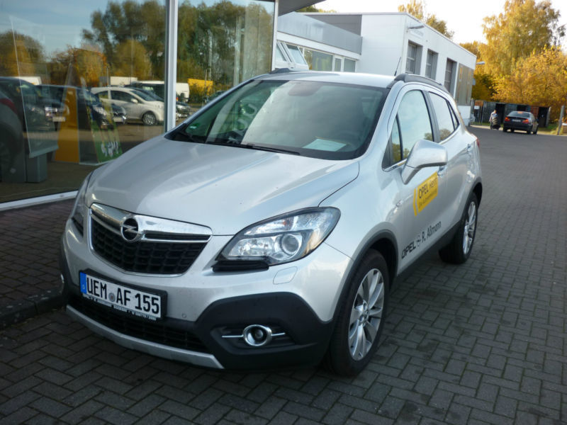 verkauft opel mokka innovation ecoflex gebraucht 2015 km in anklam. Black Bedroom Furniture Sets. Home Design Ideas