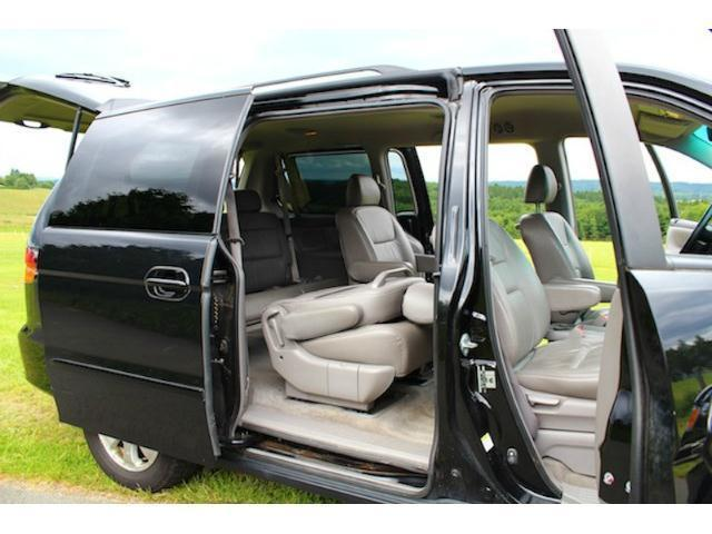 verkauft honda odyssey minivan gebraucht 2004 km in glashuetten. Black Bedroom Furniture Sets. Home Design Ideas