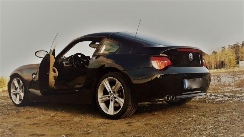Verkauft Bmw Z4 Coupe 3 0si Individual Gebraucht 2007 139 000 Km In Stuttgart