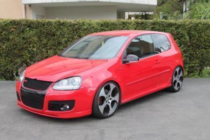 Verkauft Vw Golf V Gti Dsg Schalensitz Gebraucht 2007 130 000 Km In Burghausen