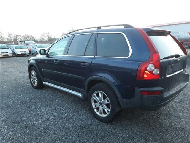 verkauft volvo xc90 t6 executive geart gebraucht 2004 km in feldgeding. Black Bedroom Furniture Sets. Home Design Ideas