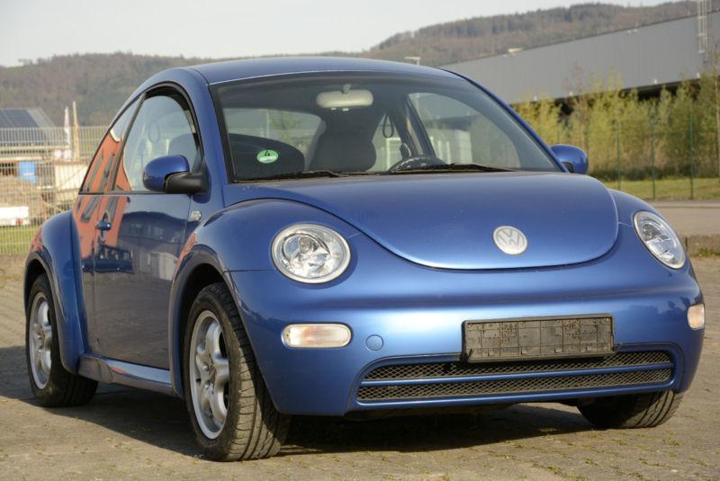 verkauft vw beetle new1 6 gebraucht 2001 km in malsch. Black Bedroom Furniture Sets. Home Design Ideas