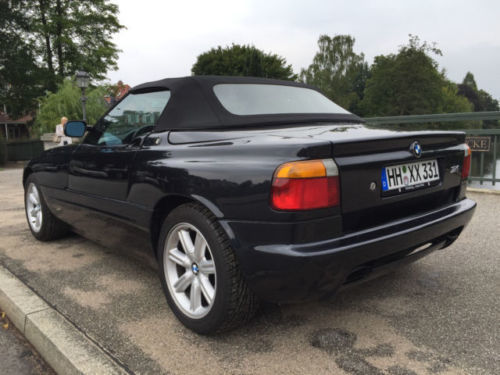 verkauft bmw z1 mit original wiesmann gebraucht 1991. Black Bedroom Furniture Sets. Home Design Ideas