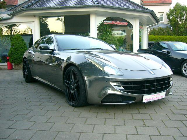verkauft ferrari ff novitec spezial 2 gebraucht 2012 km in forchheim. Black Bedroom Furniture Sets. Home Design Ideas