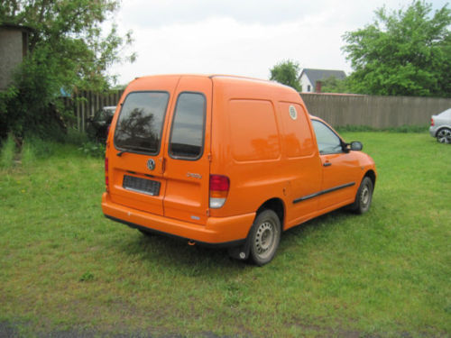 verkauft vw caddy 1 6 9k9b52 gebraucht 1999 km in usedom. Black Bedroom Furniture Sets. Home Design Ideas