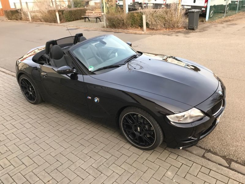 gebraucht z4 mroadster bmw z4 m 2007 km in ebersberg. Black Bedroom Furniture Sets. Home Design Ideas