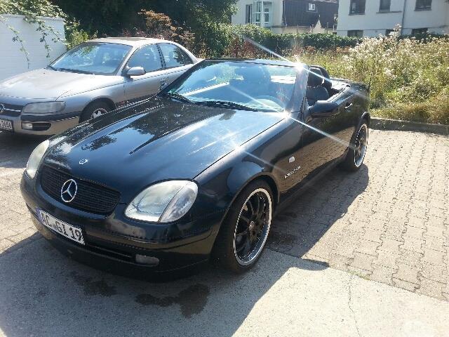 Mercedes Slk  Gebraucht Aachen