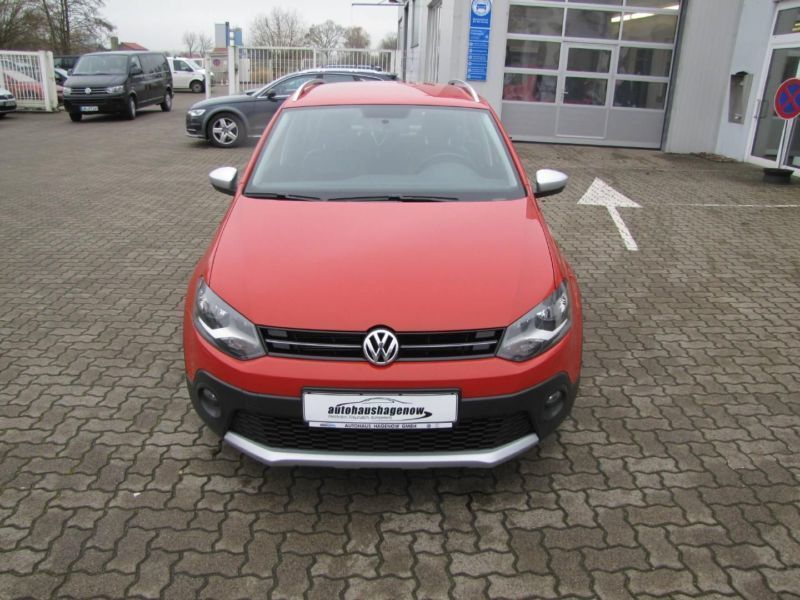 verkauft vw polo cross polo 1 2 tsi gebraucht 2013 km in hagenow. Black Bedroom Furniture Sets. Home Design Ideas