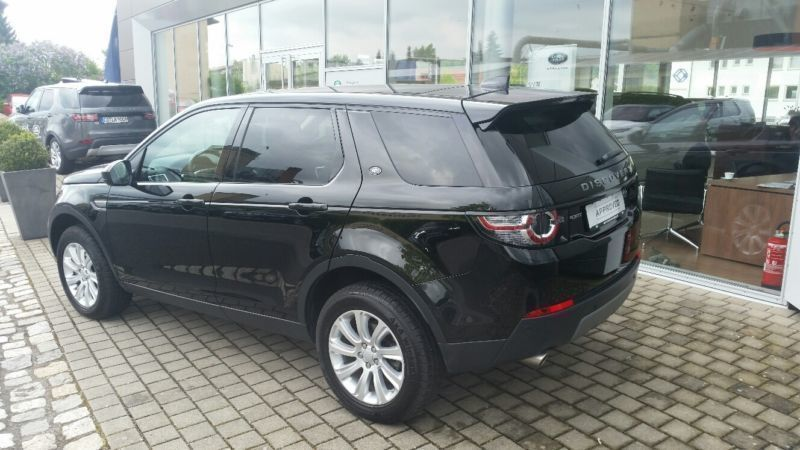 gebraucht sport land rover discovery sport 2016 km in mannheim. Black Bedroom Furniture Sets. Home Design Ideas