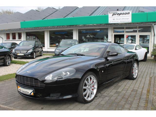 gebraucht coupe touchtronic aston martin db9 2005 km. Black Bedroom Furniture Sets. Home Design Ideas