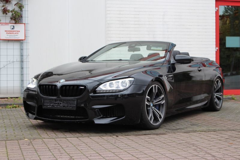verkauft bmw m6 cabriolet gebraucht 2013 km in spandau. Black Bedroom Furniture Sets. Home Design Ideas
