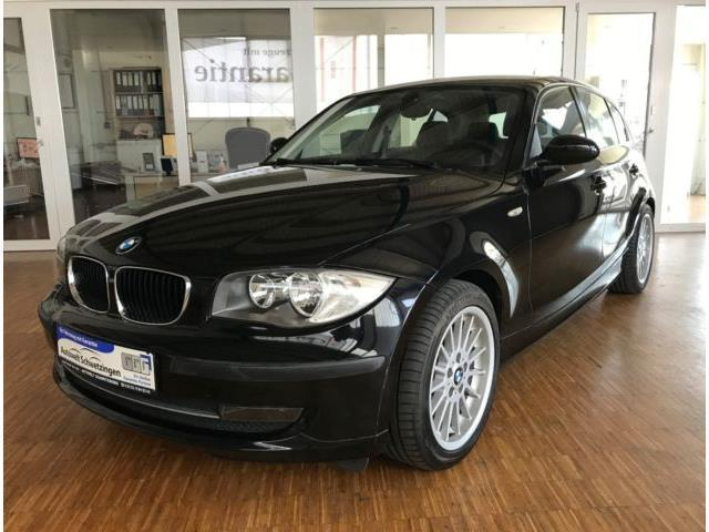 verkauft bmw 116 i facelift 1 hand kli gebraucht 2007 km in schwetzingen. Black Bedroom Furniture Sets. Home Design Ideas