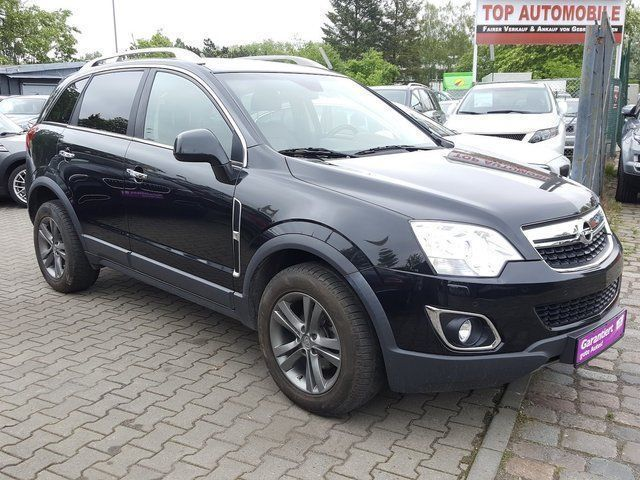 verkauft opel antara cosmo 4x4 leder gebraucht 2013. Black Bedroom Furniture Sets. Home Design Ideas