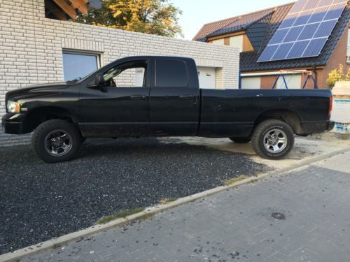 verkauft dodge ram 1500 hemi sport slt gebraucht 2004 km in ronnenberg ot em. Black Bedroom Furniture Sets. Home Design Ideas
