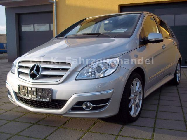 verkauft mercedes b160 b klasse b 160 gebraucht 2011 km in schwarzach. Black Bedroom Furniture Sets. Home Design Ideas