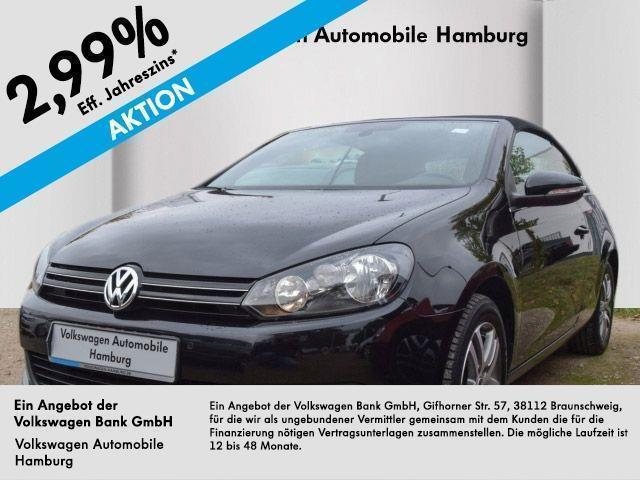 verkauft vw golf cabriolet vi cabrio gebraucht 2012 km in hamburg. Black Bedroom Furniture Sets. Home Design Ideas